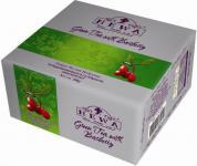 Grüner Tee Berberitze 100x2g einzeln verpackt