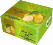 Grüner Tee Lemon 100x2g einzeln verpackt