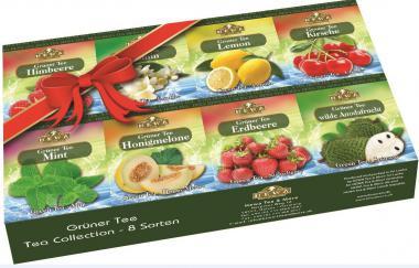 HEWA Grüner Tee Collection 8 Sorten