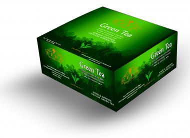 Grüner Tee 100x2g einzeln verpackt