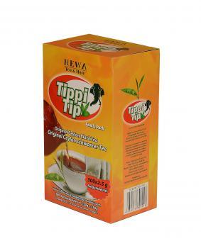 HEWA Schwarzer Tee Tippi Tip 300 Beutel 750g