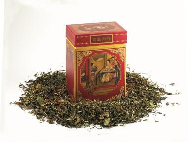 Weißer Tee China Pai Mu Tan
