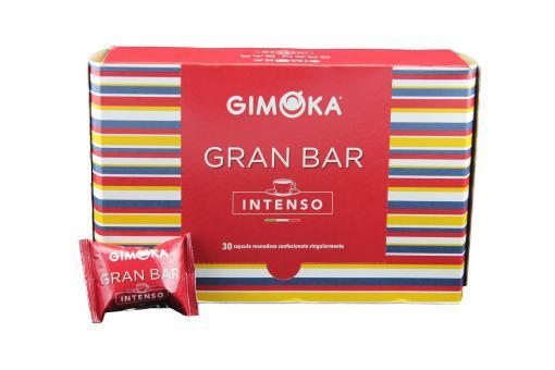 Kaffeekapsel Gran Bar 30 Stück 0,30 € pro Tasse 198g