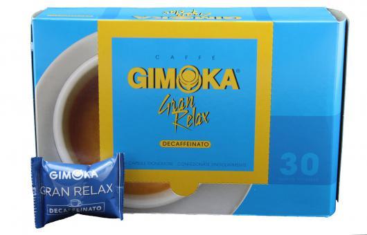 Kaffeekapsel Gran Relax 30 Stück entkoffeniert 198g