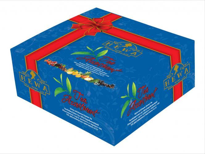 HEWA Assortment 100 Beutel x 2g / 200g