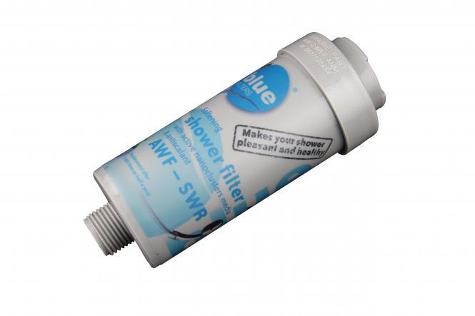 Wasserfilter für die Dusche