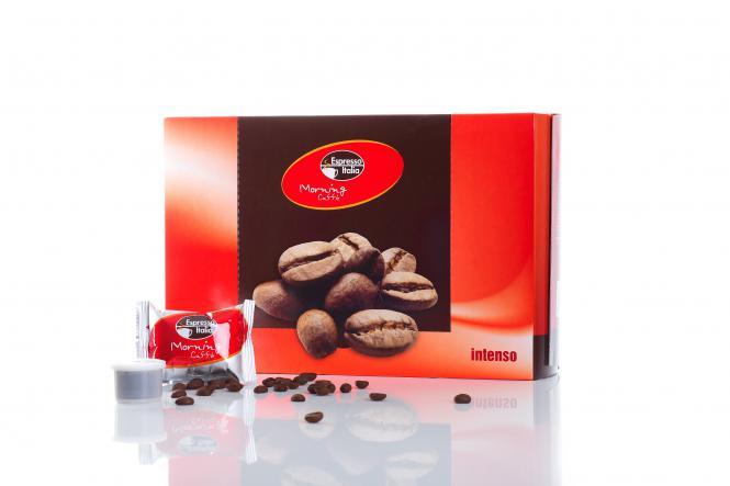 Kaffeekapsel Morning 30 Stück 0,30 € pro Tasse