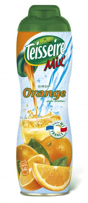 Sirup Teisseire Orange 60 cl