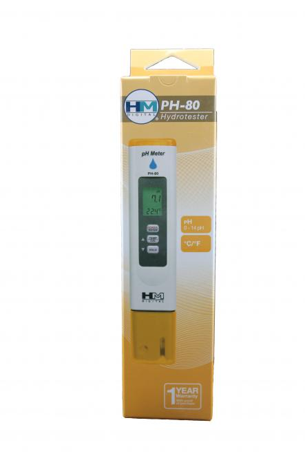 HM Digital PH-Tester PH-80