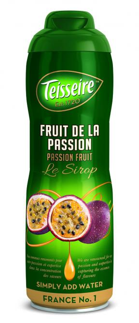 Sirup Teisseire Passion 600 ml