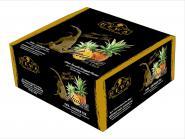 AkteaVit Fitnesstee Ananas 100x2g einzeln verpackt
